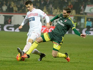 AC Milan frustrated by stubborn Carpi