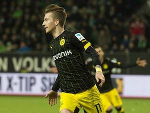 Late Kagawa goal earns Dortmund vital win