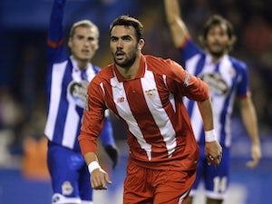 Vicente Iborra earns point for Sevilla