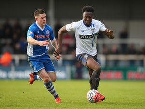 Dodoo joins Charlton on loan from Rangers