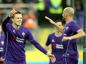 Fiorentina too good for Udinese