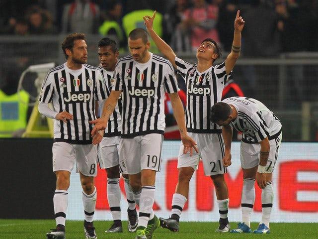 Result: Juventus claim victory over Lazio