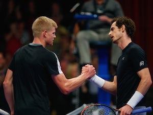 Murray, Edmund progress at French Open