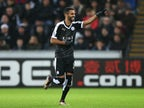 Riyad Mahrez double puts Leicester in charge against Swansea