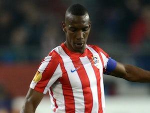 Former Atletico defender Perea retires