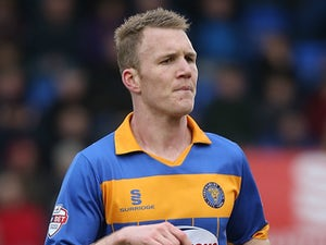 Shrewsbury, Carlisle reach Mark Ellis agreement