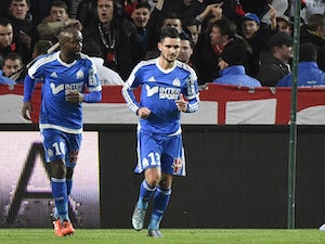 Remy Cabella fires Marseille to win