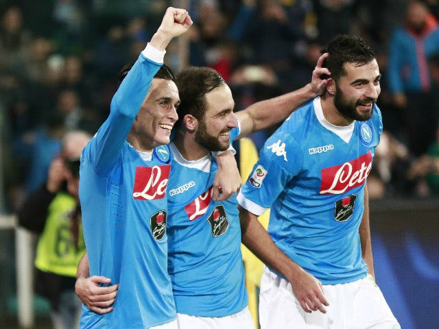 Raul Albiol: 'Napoli getting closer'
