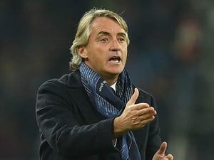 """Mancini pleased with """"important win"""""""