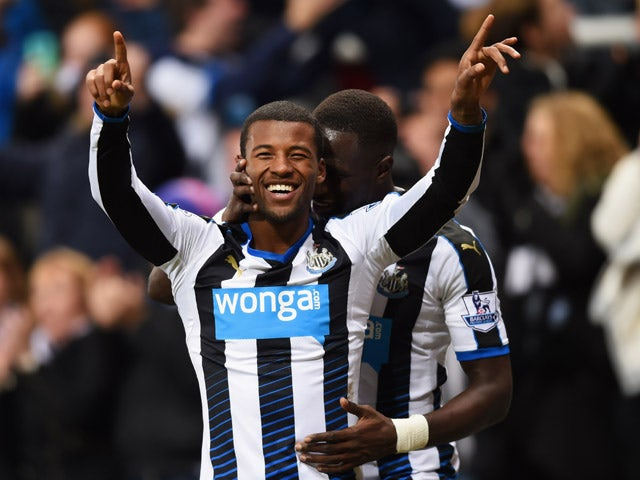 Result: Newcastle restore hope with victory over Liverpool