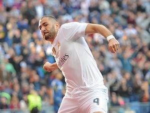 Benitez praises Madrid attacking trident