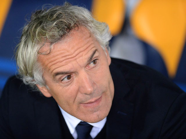 Donadoni unhappy with penalty decision