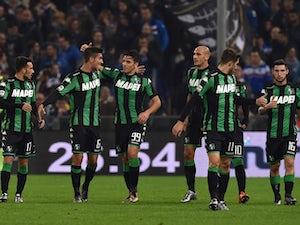 Sassuolo ease to victory over Sampdoria