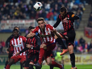 Atletico narrowly avoid cup upset at Reus