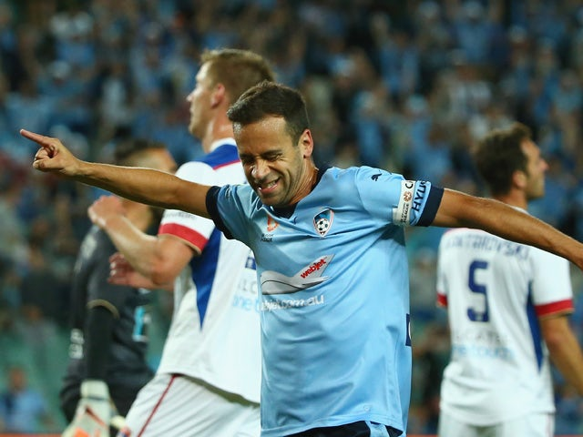 Result: Sydney go third with win over Newcastle Jets