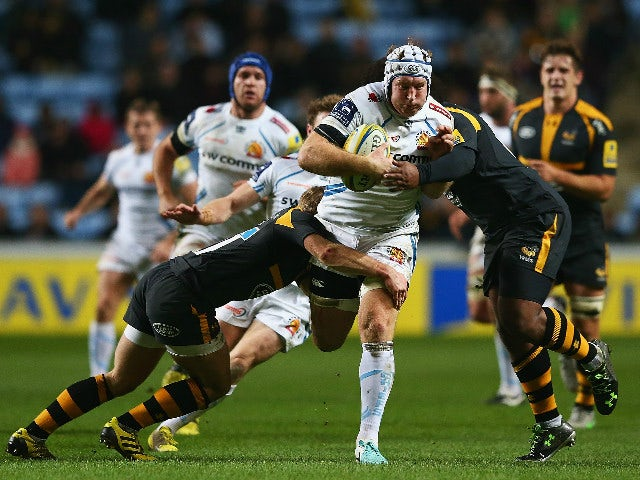 Result: Chiefs record away victory over Wasps