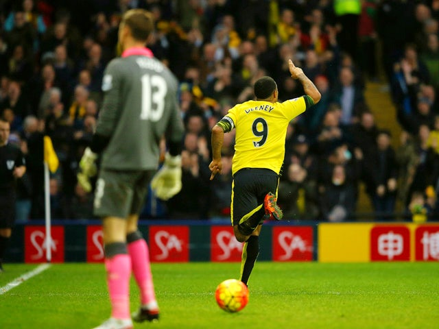 Result: Deeney, Ighalo hand Watford victory