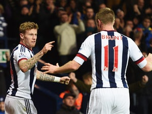 Live Commentary: West Brom 1-1 Spurs - as it happened