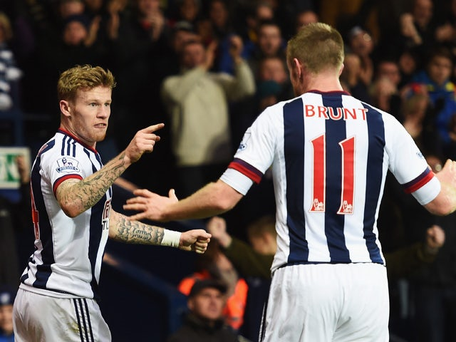 Result: West Brom, Tottenham share points