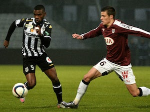 Monaco's struggles continue with home loss to Angers