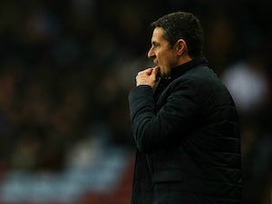 Remi Garde reluctant to criticise Villa