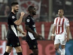 Olivier Giroud goal gives Arsenal lead at Olympiacos