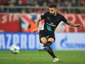 Player Ratings: Olympiacos 0-3 Arsenal