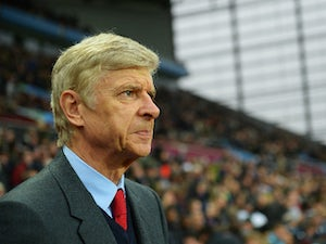"Wenger delighted with ""perfect week"""