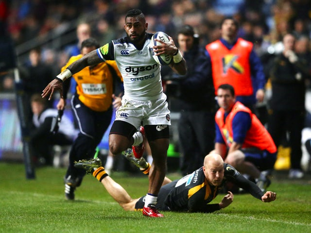 Result: Bath steal last-minute victory over Wasps