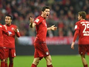 Result: Bayern make light work of PSV
