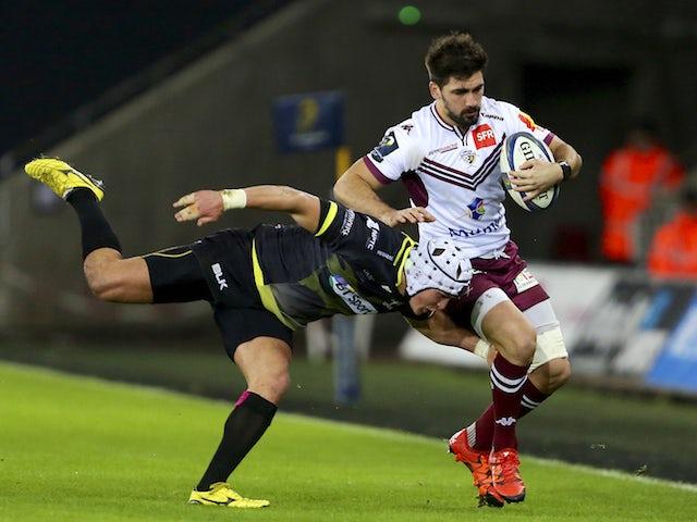 Result: Ospreys edge out Bordeaux Begles