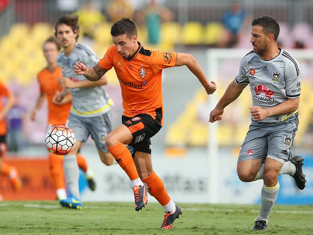 Result: Late Maclaren goal secures Brisbane win