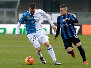 Chievo edge past nine-man Atalanta BC