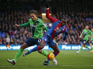 Live Commentary: Crystal Palace 1-0 Southampton - as it happened