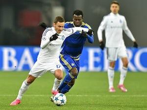 Dynamo Kiev progress with Maccabi victory