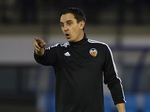 Team News: Neville makes two changes for Valencia