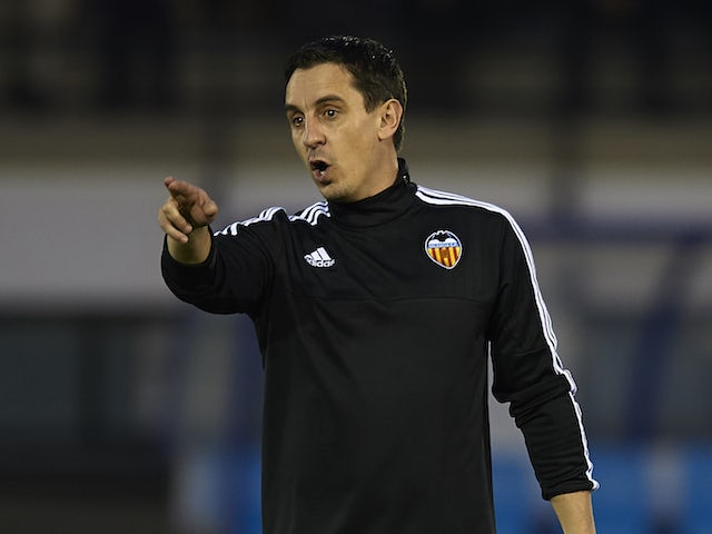 "Neville hails Valencia's ""magnificent effort"""