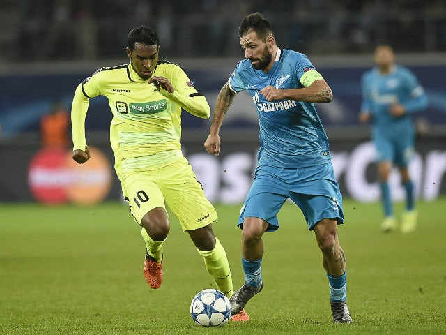 Kaa gent vs zenit betting preview nfl yankee betting unexplained mysteries