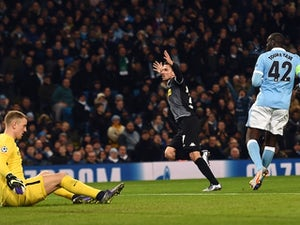 Gladbach come from behind to lead City