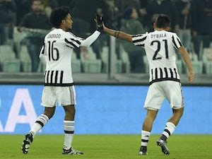 Fiorentina fall to resurgent Juventus