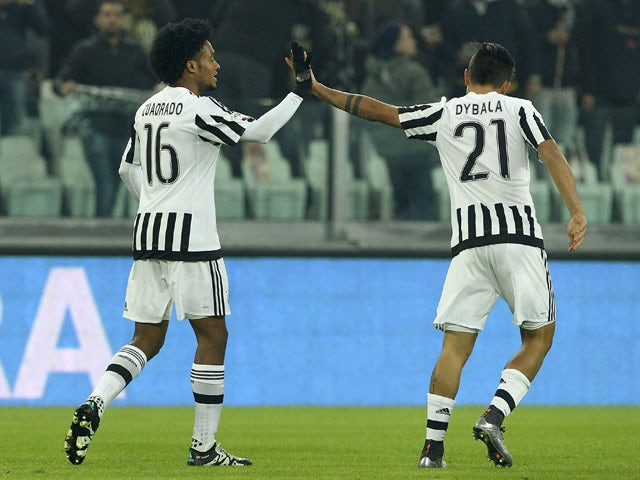 Result: Fiorentina fall to resurgent Juventus