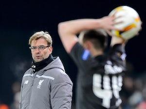 Klopp: 'Liverpool showed character'