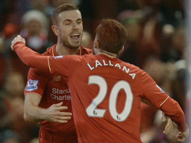 Result: Henderson screamer inflicts first defeat on Conte