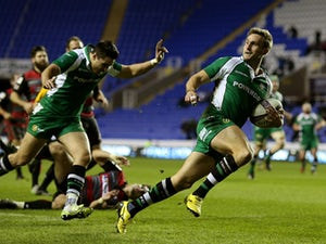 London Irish score six past Edinburgh