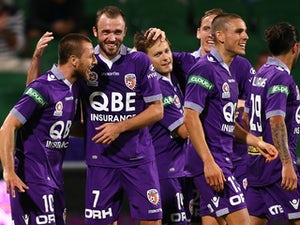 Perth move off bottom after Marinkovic double
