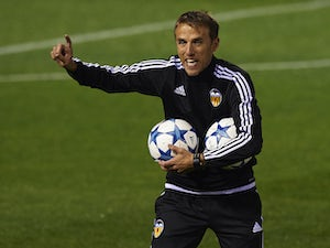 Phil Neville's son a target for Man United?