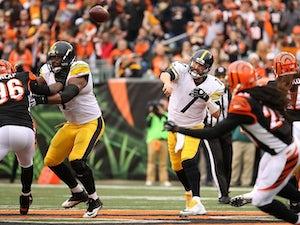 Steelers secure vital win over Bengals