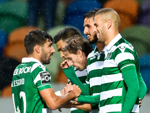 Result: Sporting go top with Moreirense victory