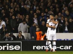 Europa League roundup: Lamela inspires Spurs win