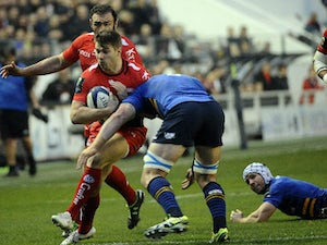 Toulon ease to win over Leinster